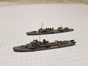 Neptun 1/1250 N1351/1385 Buckley/Williamson USA Escort/Troopship WWII 1944/40