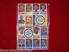 Panini WM 2010 alle 80 Update Extra Sticker Neu und OVP Sondersticker WC 10