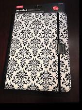 """NEW Verso Versailles Damask Cover 10"""" iPad 1/2/3/4, Samsung Galaxy 10.1"""""""