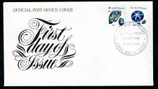 Australia - 1974 Gemstones Including 9c Overprint First Day Cover