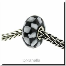 Authentic Trollbeads Glass 61399 Chess :0