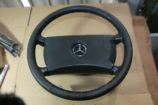 ORIGINAL Mercedes Benz W124 W201 W126 Lederlenkrad Lenkrad A1264640017 DE ✓