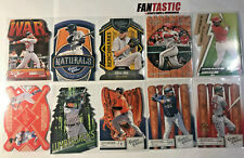2019 Panini Leather & Lumber HOBBY YOU PICK Base Inserts Gold Proof DIE CUT