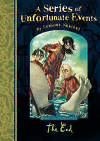 The End (A Series of Unfortunate Events), Snicket, Lemony Hardback Book