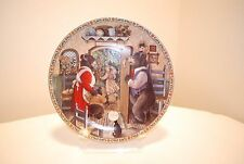 Goldilocks and the Three Bears Knowles Collector Plate Karen Pritchett 1989