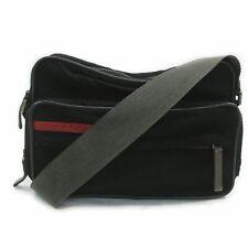 Prada sports Shoulder Bag  Black Nylon 1505010