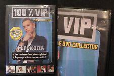 DVD M.Pokora 100 % VIP