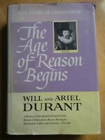 The Age of Reason Begins (The Story of Civilization VII) by Will & Ariel Durant