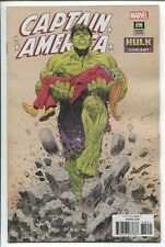 CAPTAIN AMERICA #698 BILQUIS EVELY HULK VARIANT COVER - MARVEL COMICS/2018