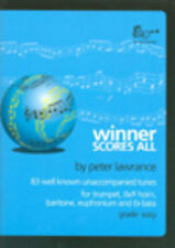 Winner Scores All for Treble Brass; Booklet, Sheet Music, 0138TC