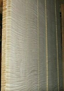 NO SALE!!!! FOR A CERTAIN CUSTOMER TO LOOK AT ONLY!!!!! CURLY TIGER MAPLE LUMBER