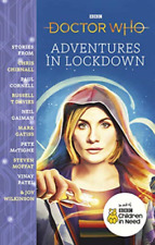 Chibnall, Chris-Doctor Who: Adventures In Lockdown (UK IMPORT) BOOK NEW