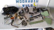 Sunbeam Alpine V Stromberg Zenith CD150 Carburetors + Fuel Pump + extras