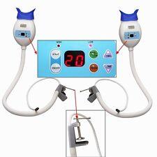 2X Dental teeth Whitening Bleaching LED Light Lamp Accelerator Blue Ray Cold MSZ