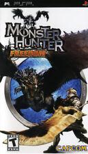 Monster Hunter PSP New Sony PSP