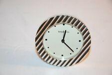 Tiffany & Co Swiss Made Travel Alarm Clock