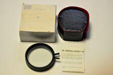 Hoya 58mm Vari Cross special effect filter. New