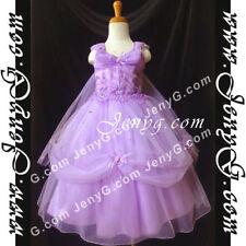 Vêtements soirées en polyester pour fille de 5 à 6 ans