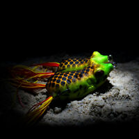 Frog Lure Topwater Fishing Rubber Spinner Bait Bass Soft Crankbaits Fishing Hook