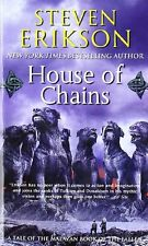 House of Chains (The Malazan Book of the Fallen, Book 4) by Steven Erikson, (Mas