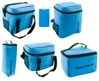 INSULATED COOLER COOLING COOL HOT BAG BOX FREEZING FOOD PICNIC BAG CAMPING