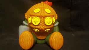 Bioshock Big Daddy Vinyl Knit Figure Handmade by Robots Loot Crate 2019