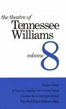 The Theatre of Tennessee Williams: Volume 8 Vieux Carre/a Lovely Sunday for Crev