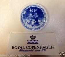 Placa- Platillo - Hans Christian Andersen - El Porquerizo - Royal Copenhagen