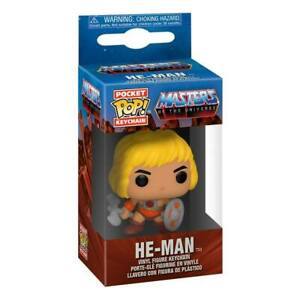 Masters of the Universe Pocket POP! Vinyl Schlüsselanhänger 4 cm He-Man - Funko