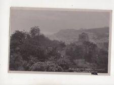 All Saints Church Hastings Judges 171 1909 RP Postcard 510b