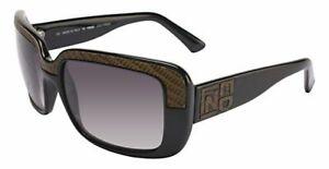 FENDI FS5009L Ladies Sunglasses In Black & Case