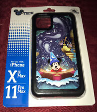 Disney Parks Sorcerer Mickey Fantasia IPHONE XS Max/ 11 Pro Max Cover NEW