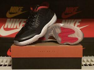 Air Jordan 11 Retro Low IE - Bred - Nike - 919712 023 - Men's Size 10.5