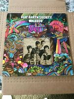 RARE! Flat Earth Society ‎– Waleeco Orig 1968 FCLP 3027 Psych Lp