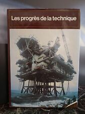 Les progrès de la technique 1983 ARTBOOK by PN