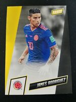 2019 Panini The National Silver Pack James Rodriguez Soccer