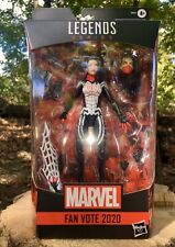 Marvel Legends Series Marvel Fan Vote 2020 Hasbro Pulse Exclusive Silk NIB