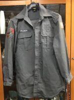 Armored 2009 Palmer's Amaury Nolasco Screen Worn Hero Uniform w/CoA