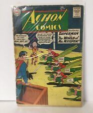 Action Comics 273 No Back Cover Coverless DC Comics SA