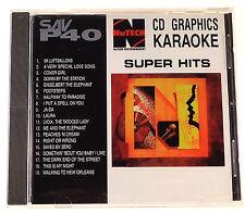 Nutech SAV-P#40 SUPER HITS Karaoke CD-G 19 Song Disk CD