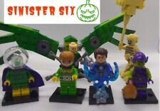 L/'Avvoltoio Vulture  Custom Minifigure Gashapon MOC LEGO Nuovo in Blister G3