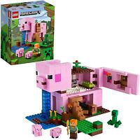 Lego 21170 Minecraft The Pig House Building Set