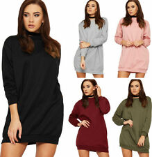 Long Sleeve Regular Dresses for Women with Pockets