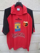 Maillot PECSI MFC football shirt DIADORA maglia jersey rouge trikot XL