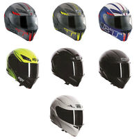 AGV Compact ST Moto Motorcycle Motorbike Flip Front Helmet | All Colours & Sizes
