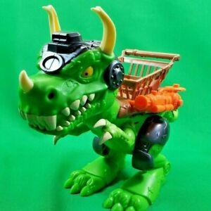 HYDRAX Dragon by Moose Toys! RARE Green Dinosaur Toy! NICE!