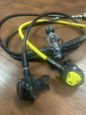 Mares Regulator Set- MR12T, First Stage, Second Stage, Scubapro Octo, And Spg,