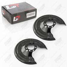 2x Ankerblech Schutzblech Bremsscheibe Bremse Deckblech hinten für OPEL ASTRA H