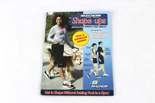 Skechers Shape-Ups Dvd Fitness Shoes Footwear Walk Exercise Includes Booklet