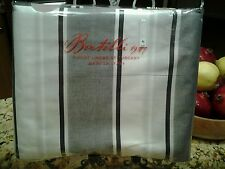 NWB BERTELLI 1947 Queen Duvet Cover Set 100% Egyptian Cotton Made in Italy
